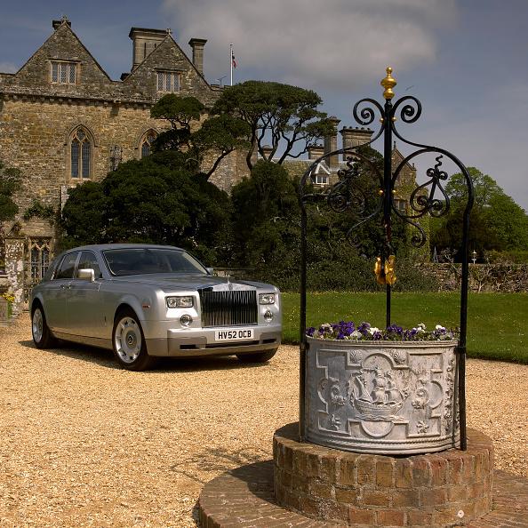 Expense「2003 Rolls Royce Phantom」:写真・画像(19)[壁紙.com]