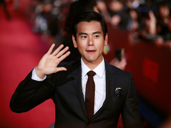 Peng Yuyan「18th Shanghai International Film Festival - Opening Ceremony & Red Carpet」:写真・画像(7)[壁紙.com]