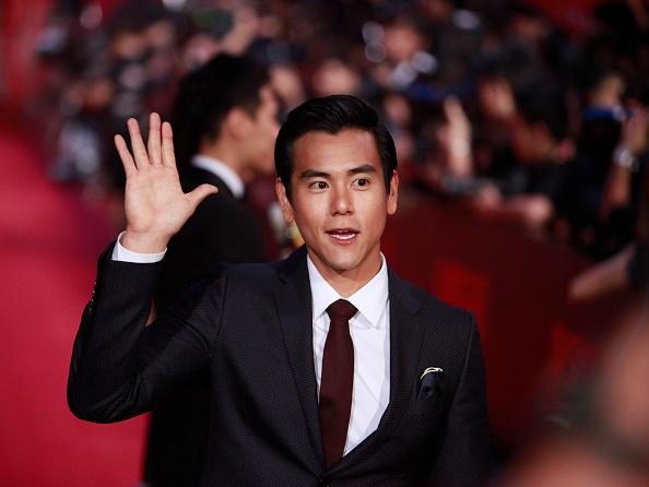 Peng Yuyan「18th Shanghai International Film Festival - Opening Ceremony & Red Carpet」:写真・画像(8)[壁紙.com]