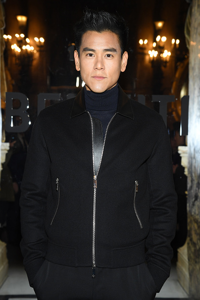 Peng Yuyan「Berluti : Front Row - Paris Fashion Week - Menswear F/W 2019-2020」:写真・画像(3)[壁紙.com]