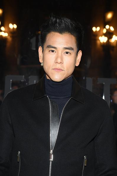 Peng Yuyan「Berluti : Front Row - Paris Fashion Week - Menswear F/W 2019-2020」:写真・画像(1)[壁紙.com]