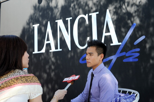 Peng Yuyan「Celebrities At The Lancia Cafe: Day 2 - The 69th Venice Fim Festival」:写真・画像(19)[壁紙.com]