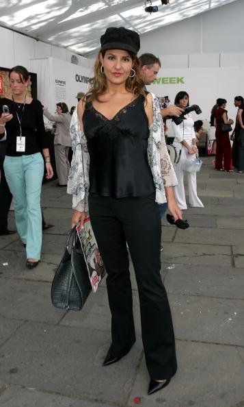 Katy Winn「Olympus Fashion Week Spring 2005 - Day 3」:写真・画像(8)[壁紙.com]