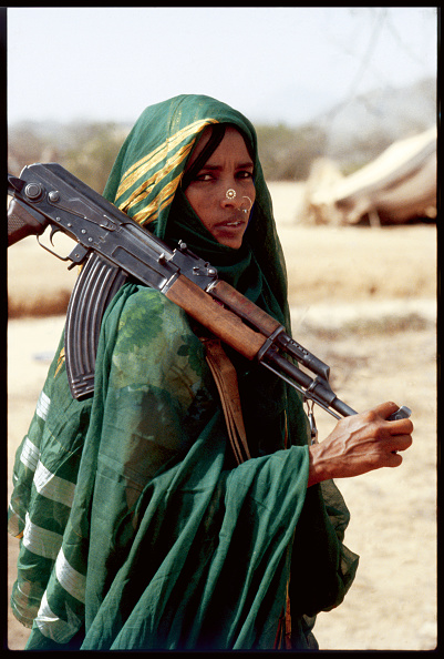 One Woman Only「EPLF Fighter」:写真・画像(6)[壁紙.com]