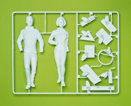Portability「Plastic template of a model employee」:スマホ壁紙(19)