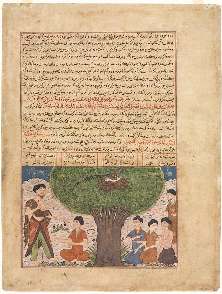 Manuscript「The Story Of Adam」:写真・画像(11)[壁紙.com]