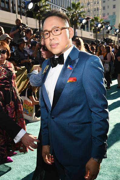 蝶ネクタイ「Warner Bros. Pictures' 'Crazy Rich Asians' Premiere - Red Carpet」:写真・画像(10)[壁紙.com]