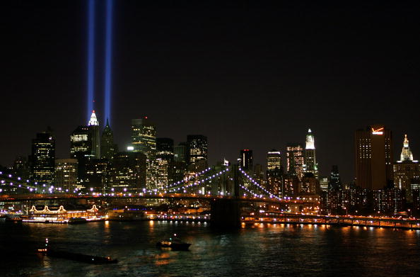 Urban Skyline「New York Commemorates 4th Anniversary Of September 11 Terror Attacks」:写真・画像(7)[壁紙.com]