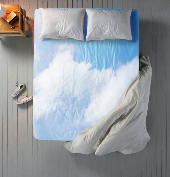 Comfortable holiday bed:スマホ壁紙(壁紙.com)