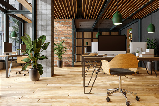 Business「Comfortable Co-working Space.」:スマホ壁紙(19)