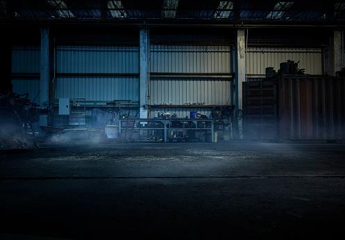 Garage「Moody Work Shop」:スマホ壁紙(4)