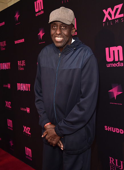 """Bill Duke「Los Angeles Special Screening And Q&A Of """"Mandy"""" At Beyond Fest - Red Carpet」:写真・画像(19)[壁紙.com]"""