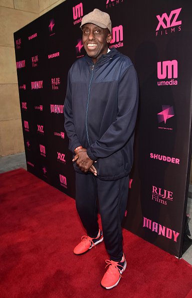 """Bill Duke「Los Angeles Special Screening And Q&A Of """"Mandy"""" At Beyond Fest - Red Carpet」:写真・画像(5)[壁紙.com]"""