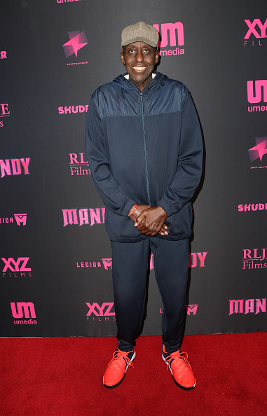 """Bill Duke「Los Angeles Special Screening And Q&A Of """"Mandy"""" At Beyond Fest  - Arrivals」:写真・画像(9)[壁紙.com]"""