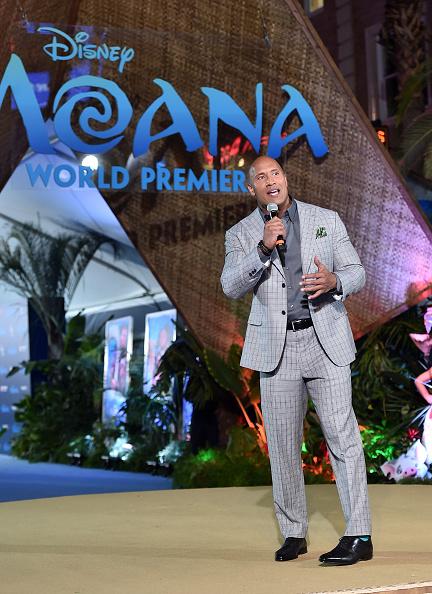 "El Capitan Theatre「The World Premiere of Disney's ""MOANA""」:写真・画像(12)[壁紙.com]"