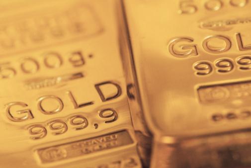 Security System「Gold bars」:スマホ壁紙(3)