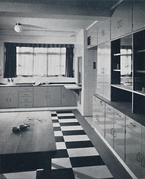 Tiled Floor「R W Symonds And Partner」:写真・画像(6)[壁紙.com]