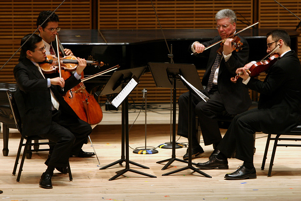 String Quartet「The Met Chamber Ensemble」:写真・画像(9)[壁紙.com]