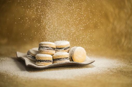 Candy Store「Sweet Vanilla Cookies Powder With Sugar」:スマホ壁紙(13)