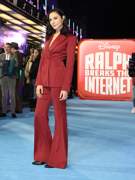 "Red Suit「UK Premiere Of ""Ralph Breaks The Internet""」:写真・画像(3)[壁紙.com]"