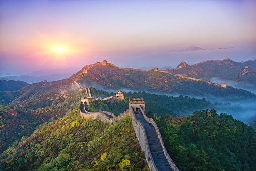Deterioration「Great Wall」:スマホ壁紙(3)