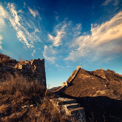 世界遺産「万里の長城」:スマホ壁紙(17)