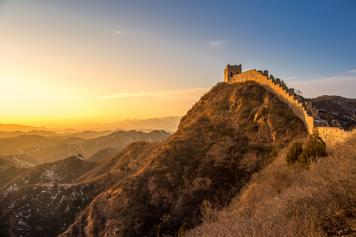 Beijing「Great Wall of China」:スマホ壁紙(6)