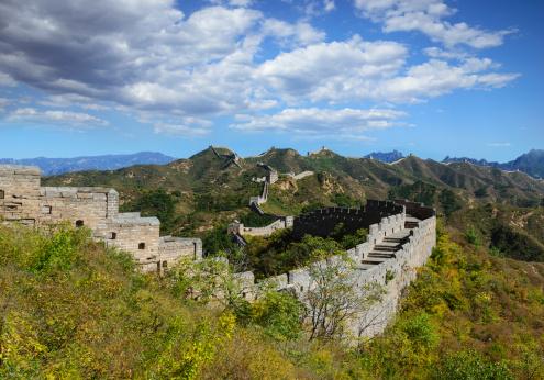 Rock Music「Great Wall of China」:スマホ壁紙(17)