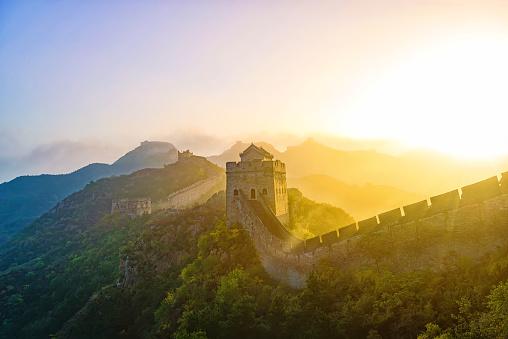 Beijing「Great Wall」:スマホ壁紙(14)