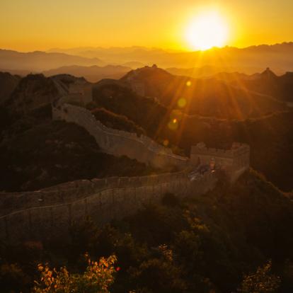 Rock Music「Great Wall in the sunset」:スマホ壁紙(16)
