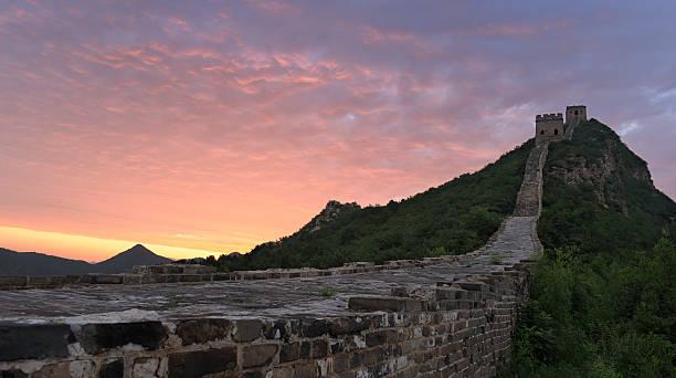 万里の長城(中国)のまとめ:2010年08月03日(壁紙.com)