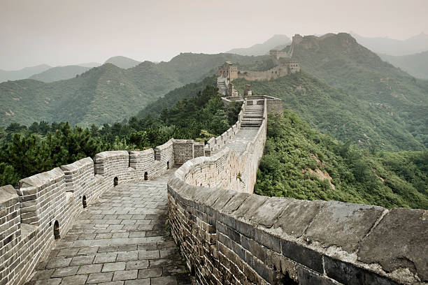 Great Wall of China, China:スマホ壁紙(壁紙.com)