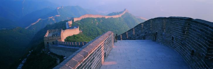 Brick Wall「Great Wall of China, China」:スマホ壁紙(4)