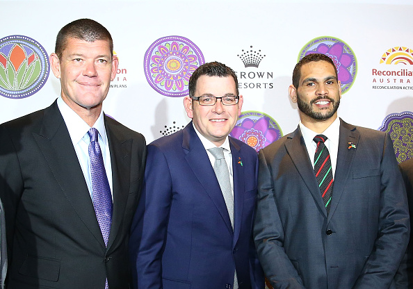 Politician「James Packer Launches Second Reconciliation Action Plan For Crown Resorts」:写真・画像(1)[壁紙.com]