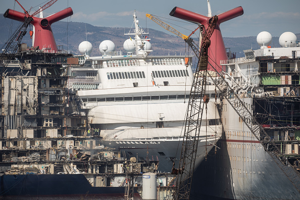 Turkey - Middle East「Cruise Ships Sold For Scrap Due To Coronavirus Pandemic」:写真・画像(17)[壁紙.com]