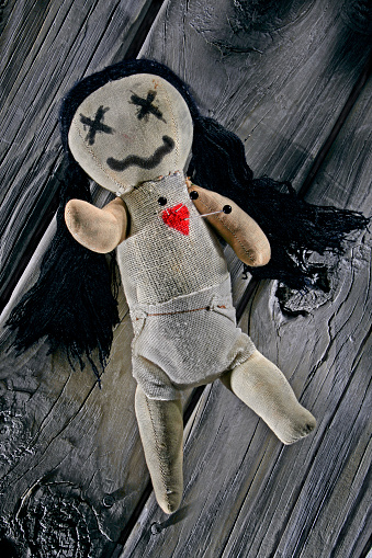Doll「Voodoo Doll」:スマホ壁紙(8)