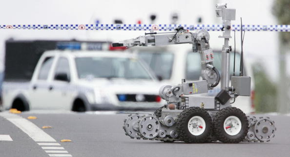 Focus On Foreground「Terror Suspects Arrested In Australia」:写真・画像(6)[壁紙.com]