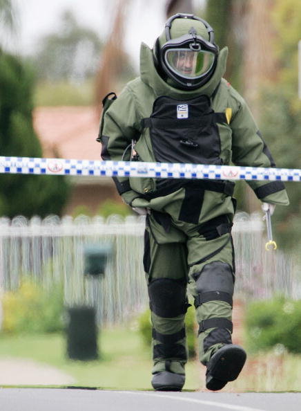Focus On Foreground「Terror Suspects Arrested In Australia」:写真・画像(5)[壁紙.com]