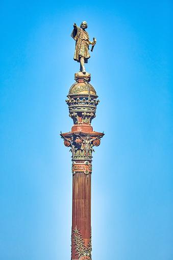 Christopher Columbus - Explorer「Monument Of Christopher Columbus, Barcelona」:スマホ壁紙(19)