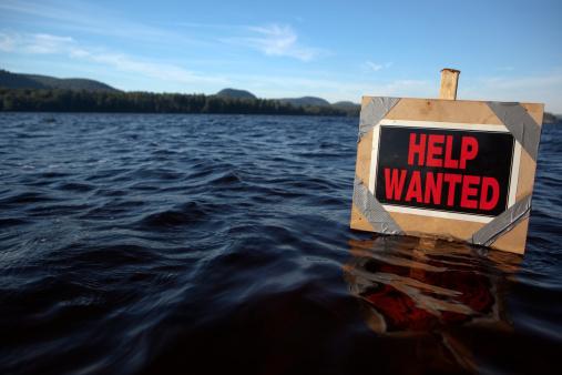 Adirondack Mountains「help wanted sign」:スマホ壁紙(11)