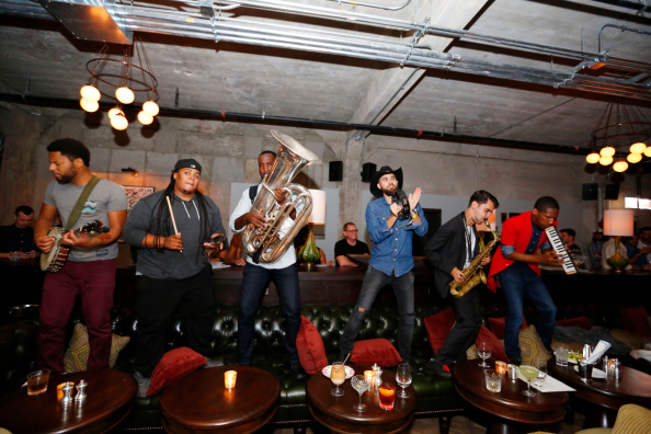 Eddie House「Lollapalooza Artists At Soho House Chicago Pre-Opening With Grey Goose」:写真・画像(16)[壁紙.com]