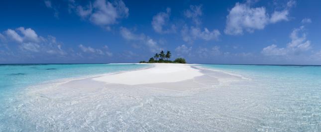 Desert Island「Island」:スマホ壁紙(8)