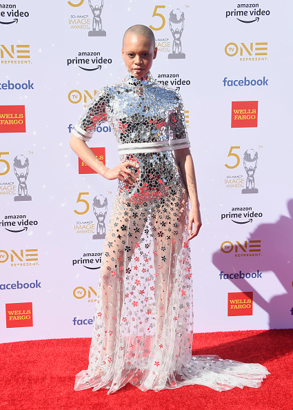 NAACP「50th NAACP Image Awards - Arrivals」:写真・画像(6)[壁紙.com]