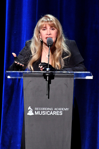 Dia Dipasupil「2018 MusiCares Person Of The Year Honoring Fleetwood Mac - Show」:写真・画像(6)[壁紙.com]