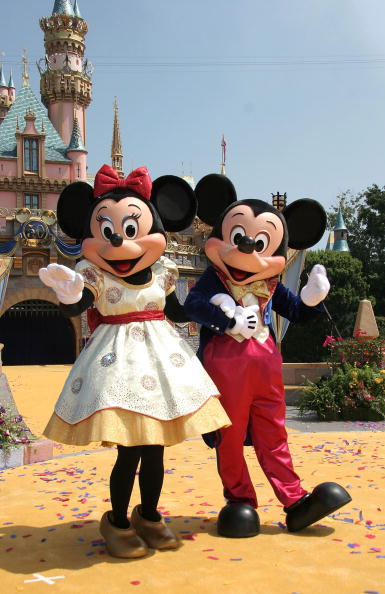 Disney World「Disneyland's 50th Anniversary」:写真・画像(12)[壁紙.com]