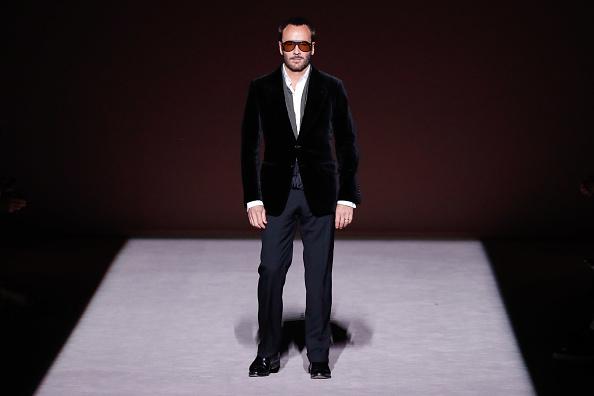 Fashion show「Tom Ford FW 2019 - Runway - New York Fashion Week: The Shows」:写真・画像(7)[壁紙.com]