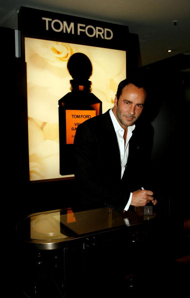 Scented「Tom Ford Launches His New Fragrance Collection At Harvey Nichols」:写真・画像(5)[壁紙.com]