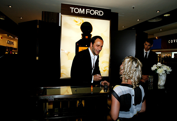 Scented「Tom Ford Launches His New Fragrance Collection At Harvey Nichols」:写真・画像(7)[壁紙.com]