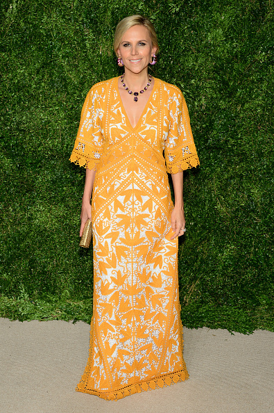 Yellow Dress「12th Annual CFDA/Vogue Fashion Fund Awards - Arrivals」:写真・画像(5)[壁紙.com]