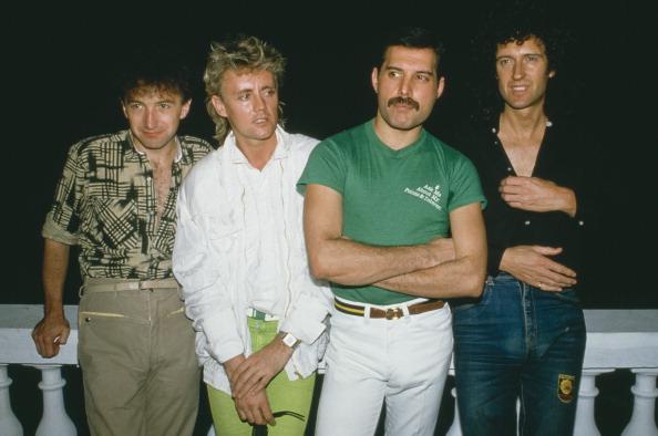 ミュージシャン「Queen In Rio」:写真・画像(1)[壁紙.com]